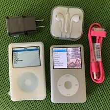 Apple iPod classic 6th Generation (160 GB) Silver - (Used)