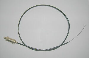 throttle control cable for air compressor Heavy Duty
