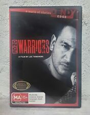 Once Were Warriors DVD New Zealand Maori Movie R4