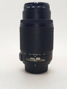 Nikon AF-S Nikkor 55-200 mm, 1:4-5.6G ED VR
