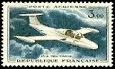 "FRANCE TIMBRE STAMP AVION N° 39 "" MORANE-SAULNIER 760 PARIS 3F "" NEUF XX LUXE"
