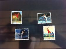 "PRC CHINA REVOLUTIONARY BALLET ""THE WHITE HAIRED-GIRL"" MNH"