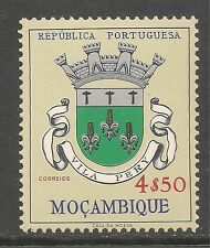 Mozambique #418 (A35) VF MNH - 1961 4.50e Coat Of Arms - Vila Pery