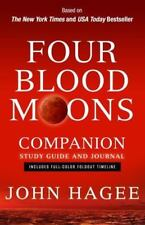 Four Blood Moons Companion Study Guide and Journal: Includes Full-Color Foldout