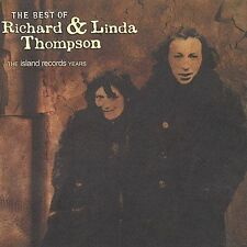The Best of Richard & Linda Thompson: The Island Records Years (CD)