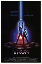 "Tron (1982) Movie Poster [Licensed-New-Usa] 27x40"" Theater Size [Jeff Bridges]"