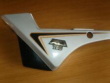 Fiancatina sx side cover argento Yamaha XJ750 seca