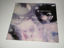 JANSEN / BARBIERI (ex JAPAN) - WORLDS IN A SMALL ROOM - LP Pan East Records 1986