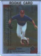 Carlos Pena 1999 99 Finest Rookie Card