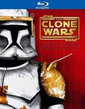 Star Wars:clone Wars Season One - DVD Region 1 Brand New Free Shipping