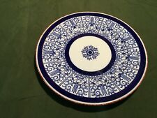 "C. 1810 Royal Worcester ROYAL LILY Salad/Desert Plate 7.5"""