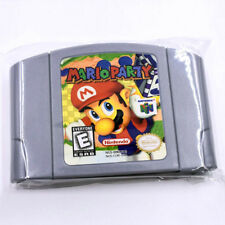 For Nintendo N64 Game Mario Party 1 Video Game Cartridge Console Card US version