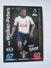 Match Attax 2018/9 Rising Star card - Kyle Walker-Peters of Tottenham #371