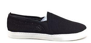 Fergalicious By Fergie Womens Mizmatch Slip-On Casual Shoes Black Size 9 M US