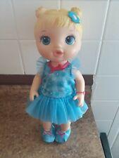 Baby Alive Doll Hasbro 2015 Blonde Hair