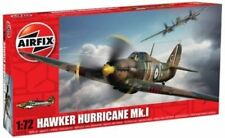 Airfix Hawker Hurricane Mk1 1:72 Scale Model Kit (A01010)