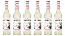 Monin Sirup Gin Flavour, 0,7L, 6er Pack