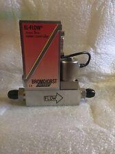 Bronkhorst High-Tec El-Flow Mass Flow Meter/Controller C02 Model F-201C-FBC-33-Z