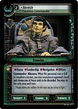 Star Trek Ccg 2E Energize Toreth, Cautious Commander 2R168