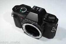 Old vintage reflex Pentax P30 film analog camera kamera camara SLR