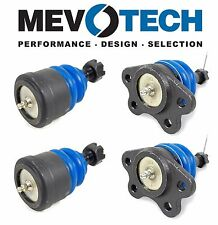 For Chevrolet GMC C1500 C2500 88-92 Front Upper & Lower Ball Joint KIT Mevotech