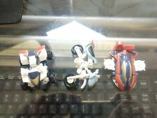 Transformers Energon Perceptor Mini-Cons Street Team Loose/Complete