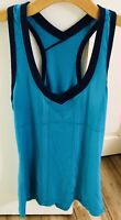 Lululemon Swiftly Tech Racerback Tank Top Women's Blue Size: 6