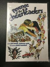 Revenge of the Cheerleaders (DVD, 2018)