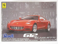 Revell Factory Sealed Ferrari 612 Scaglietti 1:24 scale model kit #85-2896