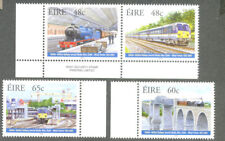 Ireland-Trains Railways set mnh
