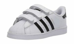 adidas Originals Kids' Superstar Cloudfoam Running Shoe Toddler (1-4 Years)