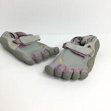 Vibram Fivefinger Minimalist Shoes Womens Size 37 Pink Purple Running