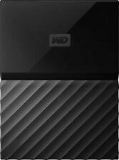 WD My Passport 2TB Portable HDD Hard Drive USB 3.0 (WDBS4B0020BBK) - [LN]™