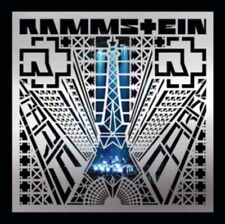 RAMMSTEIN Paris CD New 2017