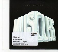 (EU111) Muscles, Ice Cream - 2007 DJ CD