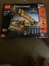 LEGO 42009 Mobile Crane MK ll Technic BRAND NEW SEALED In Bags. Open Box/ Damage