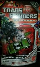 Transformers Universe 2009 Generation 1 Series Autobot Hound 25th Anniversary