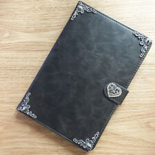 Butterfly Heart Magnetic Smart Cover Card Holder Handmade Stand Case For iPad