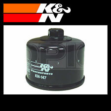 K&N Oil Filter Powersports Canister Motorcycle Oil Filter - KN-147