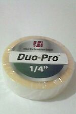 Walker Tape Duo-Pro Hair Extension Tape Quarter inch x 6 Yards