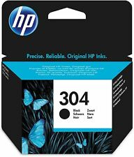 Original HP 304 Black Ink Cartridge for HP Deskjet 3733 Printers