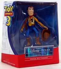 "Toy Story 3 Disney Pixar Adult Collection 3.75"" SNEAK OUT WOODY figure cowboy"