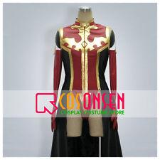 Cosonsen Code Geass Lelouch of the Rebellion Villetta Nu Red Cosplay Costume