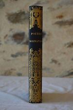 Poètes normands - L. H. Baratte
