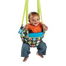 Evenflo ExerSaucer Door Jumper Bumbly Doorway Baby Bouncer Jump Swing Adjustable