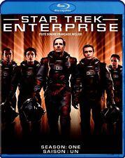NEW  BLU RAY  - Star Trek: ENTERPRISE - SEASON 1 - SCOTT BAKULA, Jolene Blalock