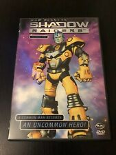 War Planets Shadow Raiders Vol. 1: Uncommon Heroes (DVD, 2001) DVD4 Episodes