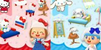 New Horizons 1.9.0 Sanrio and extra items ACN H  240 + items