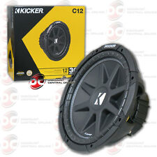 "BRAND NEW KICKER COMP 12"" 4-OHM CAR AUDIO SUBWOOFER C12 12-INCH 300 WATTS"