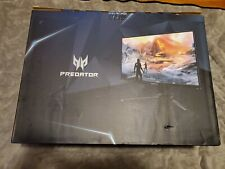 "Brand New ACER Predator 27"" XB3 Gaming Monitor XB273 GXbmiiprzx Nvidia G-Sync"